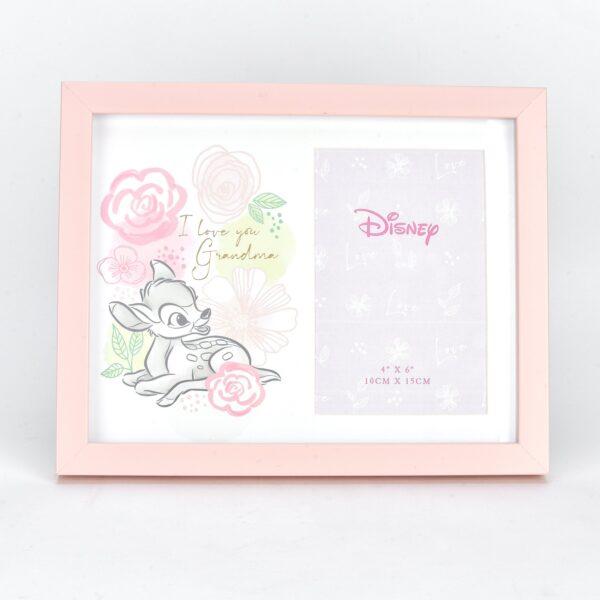 Fotokader Disney Bambi Disney Baby, geschenken , kraamgeschenk