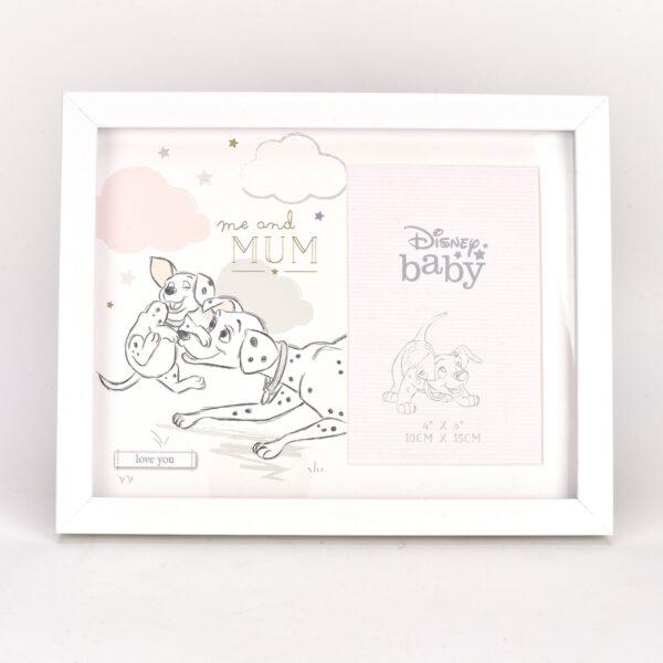 Fotokader Dalmatiers, Disney, Baby, decoratie, kraamgeschenk