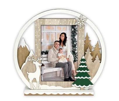 fotokader fotolijst Kerstmis decoratie