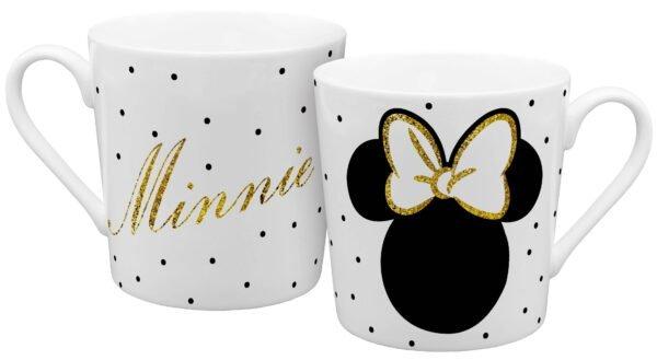 Gedalabel - Tas Minnie Mouse met Glitter - Disney