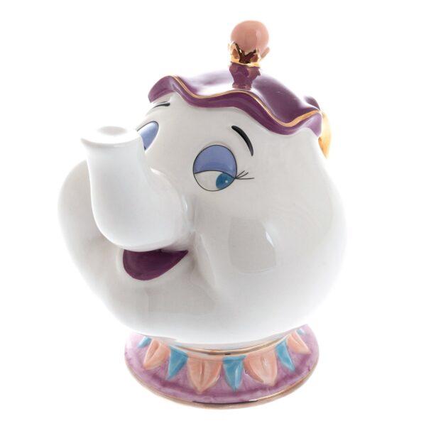 Mrs Potts Spaarpot Money Bank , Belle en het beest