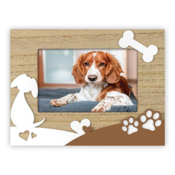 fotokader hond - decoratie