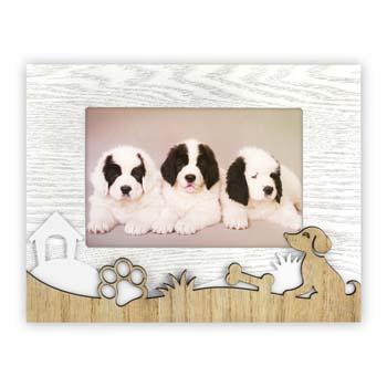 fotokader hond - fotolijst - decoratie