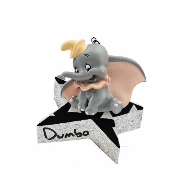 Kurt S. Adler Disney collection - Dumbo kerstbal