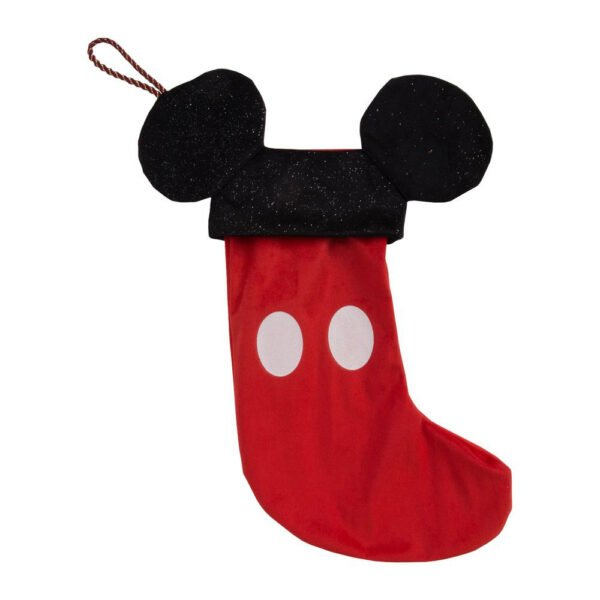 Kerstsok Mickey Mouse - Mickey Mouse stocking kerstmis